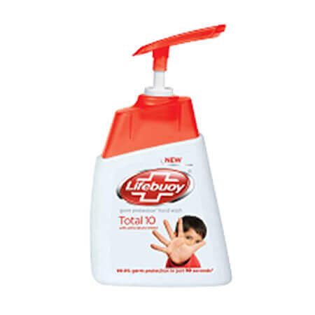 Lifebuoy Liquid Hand Wash Total