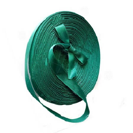 Plastic Ribbon 5 inch  (Green)