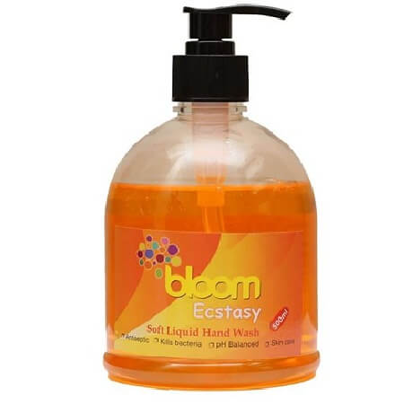 Bloom Liquid Hand Soap (pump) Orange Ecstasy