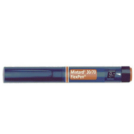 Mixtard 30 Flexpen (5*3ml/Box)