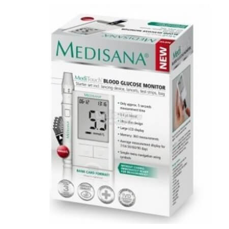Meditouch Blood Glucose Monitor