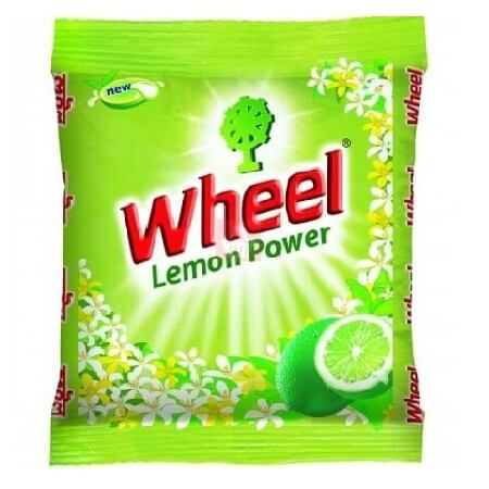 Wheel Lemon Power