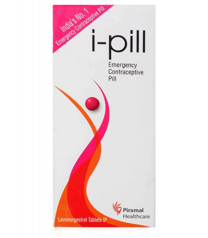 I -Pill Emergency Contraceptive Pill