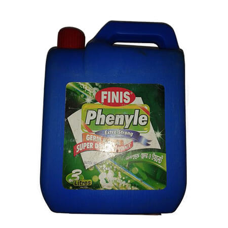 Finis Phenyle Extra Strong Toilet & Floor Cleaner