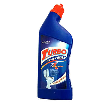 Turbo Power Max Toilet Cleaner
