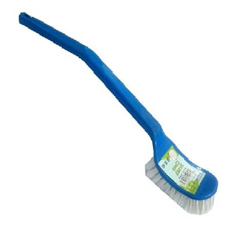 Basin Curve Brush Blue 1 pcs