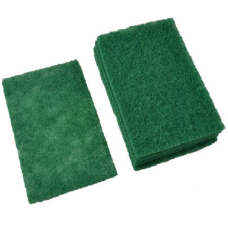 dish washing sponge big green-8x35 inch 1 pcs