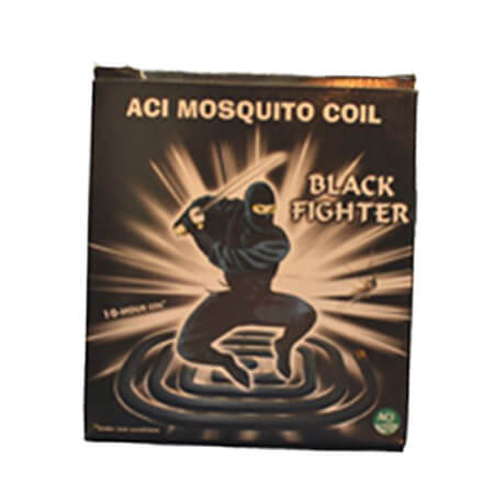 Aci Mosquito Coil  Back Fighter