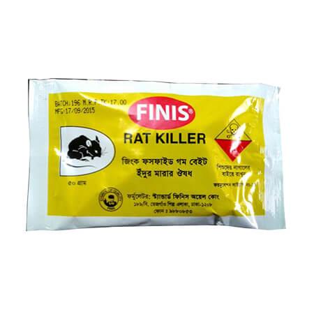 Finis Rat Killer