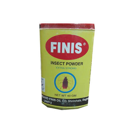 Finish Insect Powder