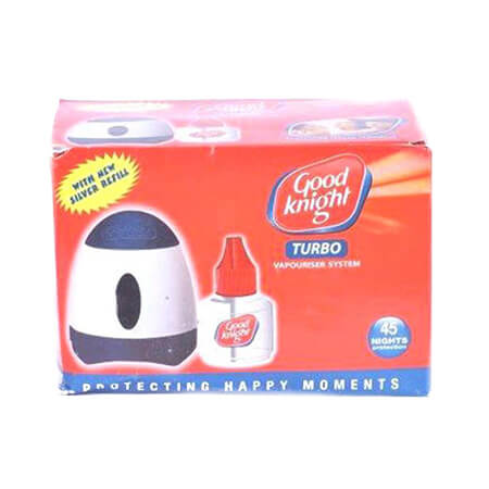 Godrej Good Knight Advance Machine Silver Refill 45 Night
