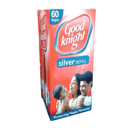 Godrej Good Knight Silver Refill  60  Nights