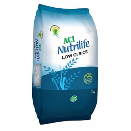 Aci Low GI Rice Nutrilife