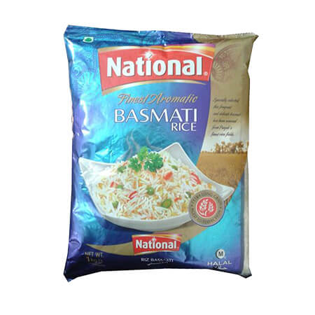 National Aromatic Basmati Rice