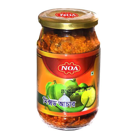 Noa Mixed Pickle
