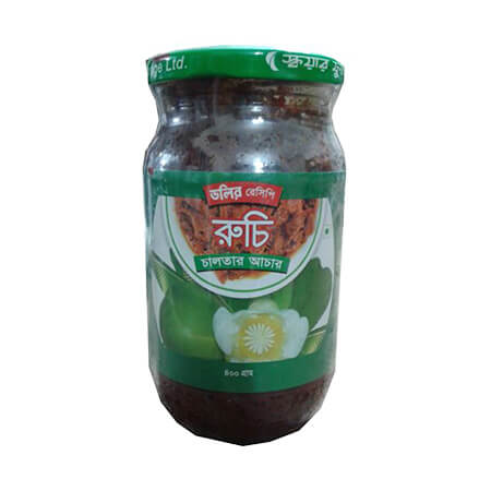 Ruchi Chalta Pickle