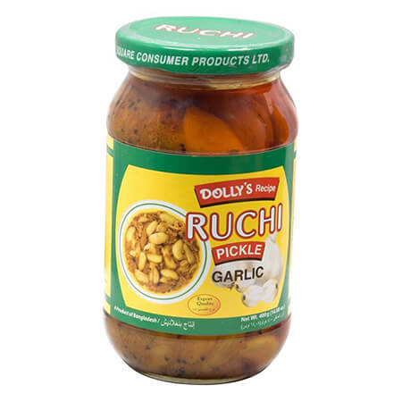 Ruchi Garlic Pickle