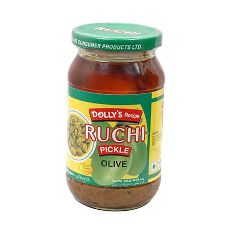 Ruchi Olive Pickle