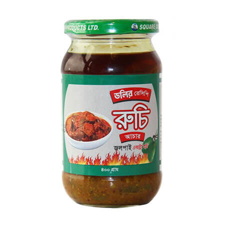 Ruchi Olive Pickle Extra Hot