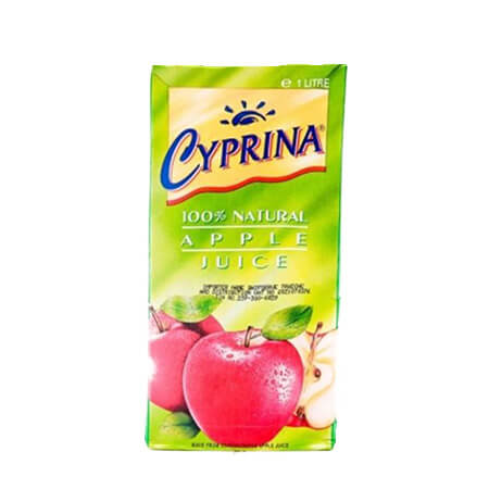Cyprina Juice Drink Apple