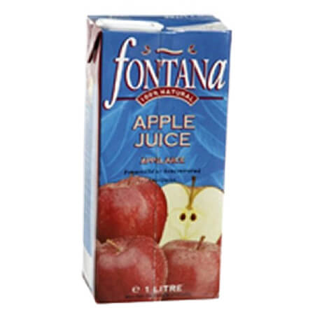 Fontana Apple Juice