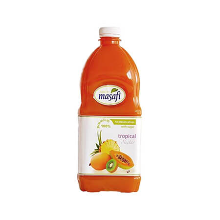 Masafi Exuberant Tropical Juice