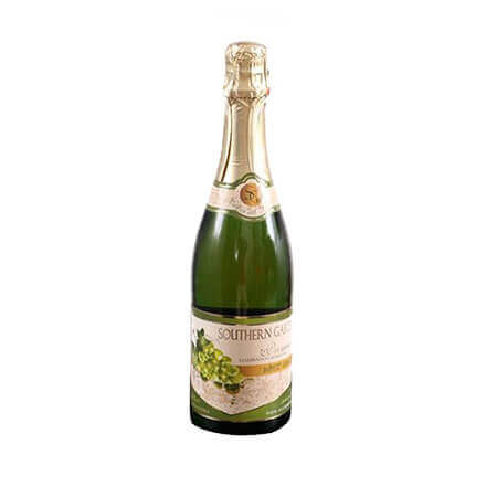 Southern Garden Sparkling White Grape Juice 1 pcs