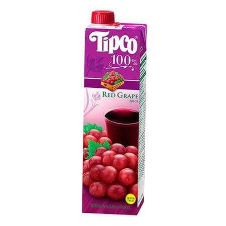 Tipco Red Grape Juice