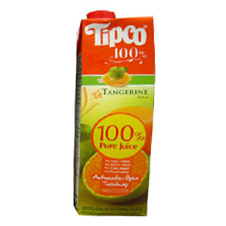 Tipco Si thong Orange Juice