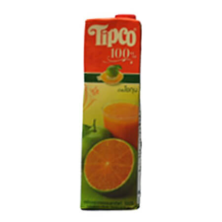 Tipco Velencia Orange Juice