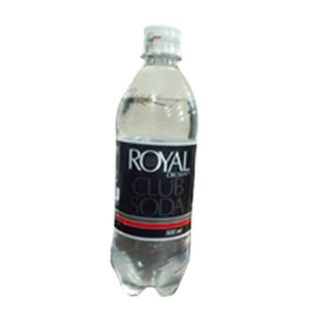 Royal Crown Club Soda