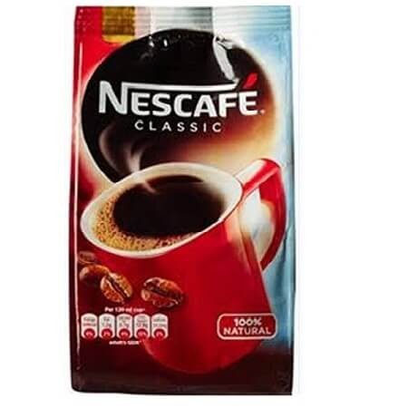 Nestle Nescafe  Cassic Instant Coffee Pouch