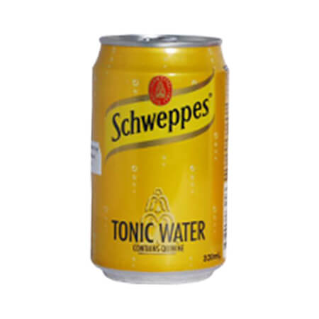 Schweppes Tonic Water Can (Singapore)