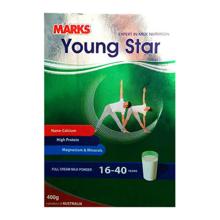 Marks Young Star (16-40 years)