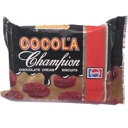 Cocola Champion Chocolate Biscuits