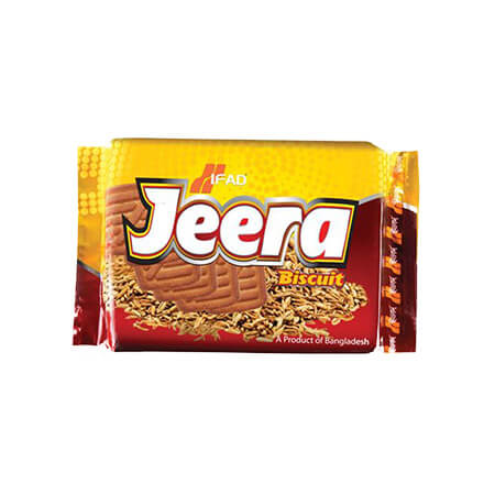 Ifad Jeera Biscuit Family Pack
