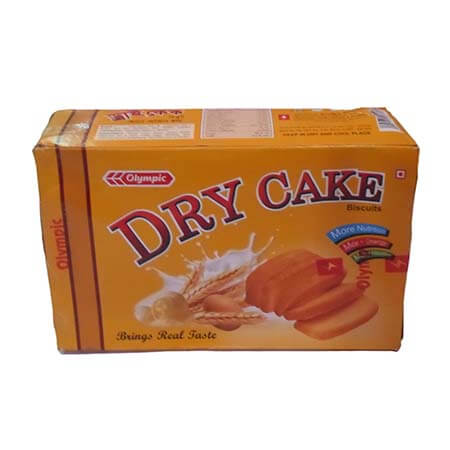 Olympic Dry Cake