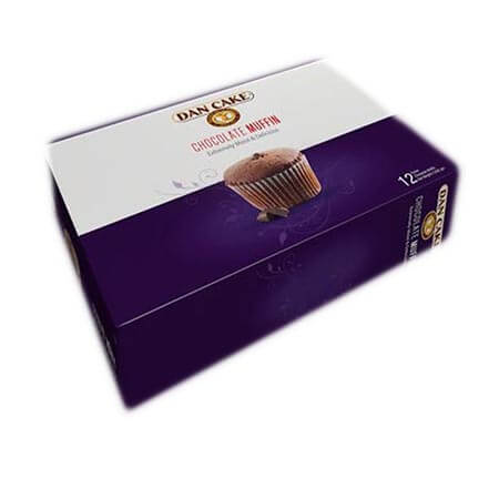 Dan Cake Chocolate Muffin 6 packs