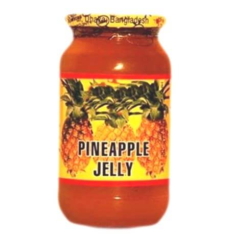 BD Pineapple  Jam