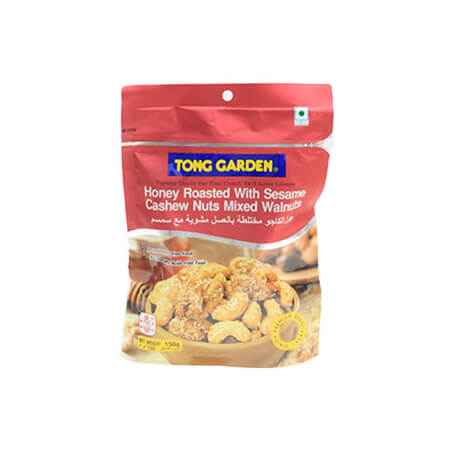Tong Garden Honey Sesame Cashew Nuts Mixed Walnuts