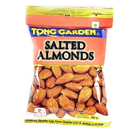 Tong Garden Salted Almonds