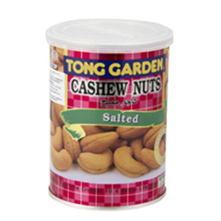 Tong Garden-Salted Cashew Nuts Can