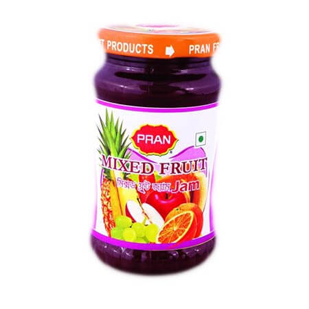 Pran Mixed Fruit Jam