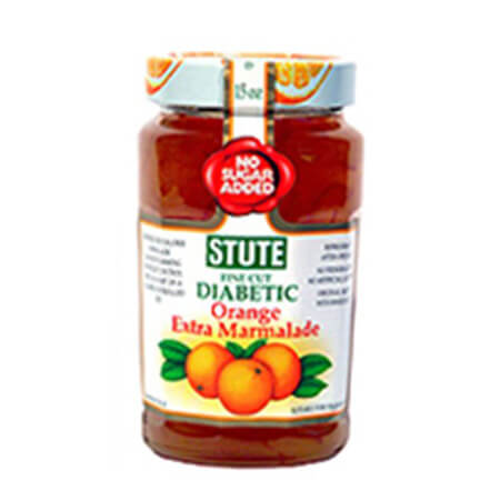 Stute Fine Cut Diabetic Orange  Extra Marmalade
