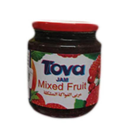 Tova Jam Mixed Fruit