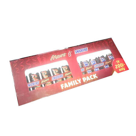 Mars Snickers Family Pack 180  gm