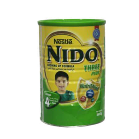 Baby Care Nestle Nido Growing Up  Formula Stage 4 (age 3-5)