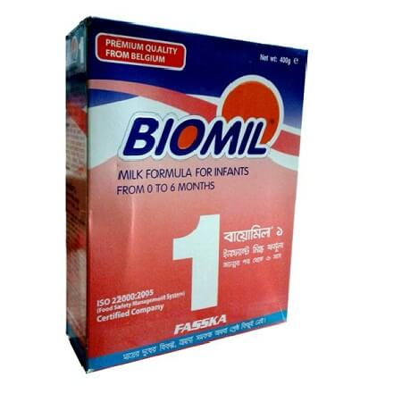 Biomil 1 Milk (0-6 month) Powder