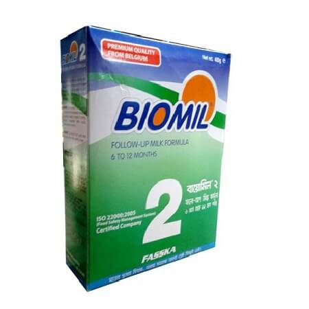 Biomil 2 Milk Powder (6-12 months)