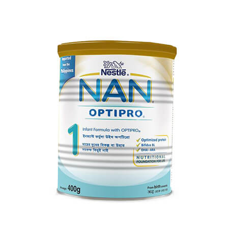 Nestlé NAN 1 Follow Up Formula With Optipro TIN